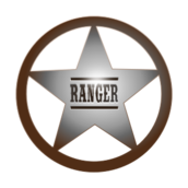 texas,ranger,cowboy,outlaw,western,wild west,lawman,posse,marshal,police,badge,lone ranger