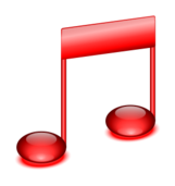 music,note,icon,musical,media,clip art,png,svg,how i did it