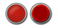 red,button,push,press