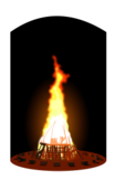 bonfire,fire,flame,hot,burn,stick,wood,party,celebration,warm,light,music,night