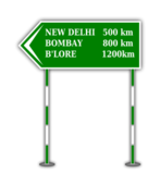 sign,board,distance,highway,road,transport,kilo meter,direction,place,sign,highway