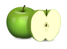 food,fruit,apple