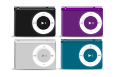 ipod,apple,music,mp3,color,portable,player,song,sync