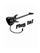 guitar,plug in,electric guitar,play me,music,instrument