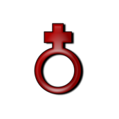 female,woman,icon,kind,red,symbol,sign,sex