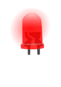 led,lamp,light-emitting diode,diode,red,light,energy,stop,semiconductor