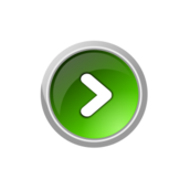 green,button,arrow,round,circle