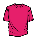 clothing,pink,color,t-shirt