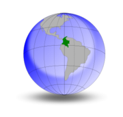 globe,earth,tierra,globo,colombia