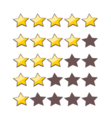 5-star,star,rating,system