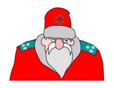 ??? ?????,?????,????,????? ???,russian,military,santa claus,humor,stereotype,snow,christmas,new year,winter