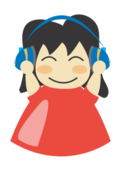 girl,headphone,woman,listen,music,happy