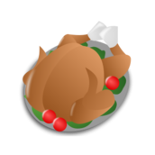 worldlabel,thanksgiving2010,thanksgiving,food,turkey,event,holiday,occasion,icon,color