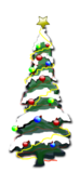 christmas,tree,present,birthday,xmas,x-mas,wrap,wrapping,gift,happy,clip  art,icon,3d,glossy,gloss,plant,christmas2010,green,red,ball,bell