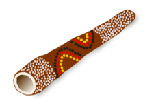 public,domain,graphic,sign,symbol,icon,didgeridoo,didjeridu,didge,indigenous,australian,northern,australia,kakadu,region,territory,wax,mouthpiece,music,song,traditional,domaine,vecteur,graphique,signe,symbole,icône,autochtones,australiens,nord,australie,région,cire,media,clipart,image,svg,vector,son