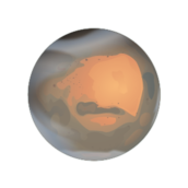 planet,solar system,mar,red planet,orange,martian,mar