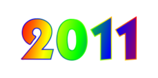 next year,sign,rainbow,gradient,effect,2011,effect,png,svg,media,clip art,inkscape,how i did it