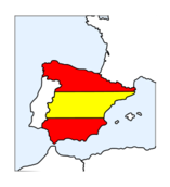 spain,map,flag,geography,spain