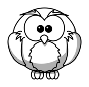 line art,black and white,coloring book,outline,owl,bird,animal