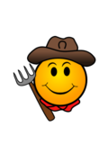 cartoon,smiley,farm,cowboy,farmer