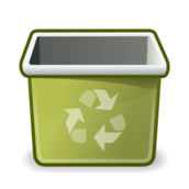 externalosurce,tango,icon,trash,recycle