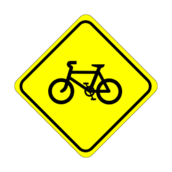 sign,roadsign,attention,cycle,bicycle,bike