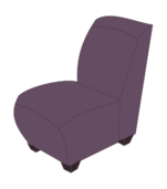 media,clip art,unchecked,public domain,image,png,svg,chair,soft,purple,colour,cartoon,furniture