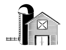media,clip art,public domain,image,svg,architecture,building,farm,barn,agriculture