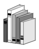media,clip art,public domain,image,png,svg,book,library,bookshelf,greyscale