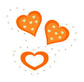 valentine,heart,valentine heart,valentines day,love,love heart,romance,romantic,orange heart,media,clip art,public domain,image,png,svg,inkscape,orange heart,orange heart