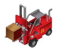 media,clip art,public domain,image,png,svg,forklift,truck,car,elevator,vehicle,factory,dock,transport,storage