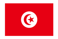 united nations member,flag,africa,sign,tunisia