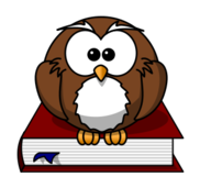 colour,cartoon,animal,bird,owl,book,media,clip art,how i did it,public domain,image,png,svg