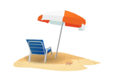beach,travel,vacation,ocean,vacation,umbrella,sun,bathing,sunny