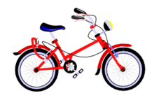 Free download of Bycicle vector graphics and illustrations