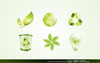 nature,natural,leaf,trash,recycle,bin,recycling,eco,ecosystem,idea,thinking,bulb,green,movement,company,vector,logo,graphics