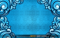 swirl,blue,backdrop,background,wallpaper,scenic,arch,swirling,abstract,design,illustration