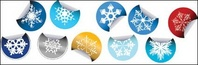 snowflake,sticker,icon