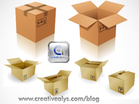 3d packaging,vector packaging,3d vector mockups,3d box preview,3d box design