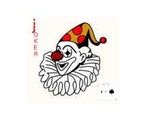 cards,poker,joker,clown