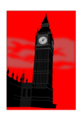 big ben,house of parliament,london,silhouette,building