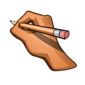 pencil,hand,write,edit,eraser,icon