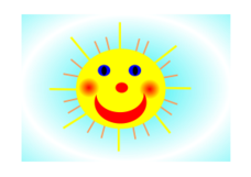 media,clip art,public domain,image,png,svg,cartoon,weather,nature,season,sun,sky,face
