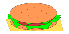 media,clip art,public domain,image,png,svg,food,cartoon,fast food,hamburger,sandwich