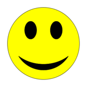 media,clip art,public domain,image,svg,smiley face,yellow,black
