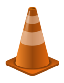 media,clip art,how i did it,public domain,image,png,svg,icon,cone,construction,inkscape