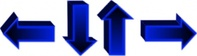 arrow,cube,sign,blue,media,clip art,public domain,image,png,svg